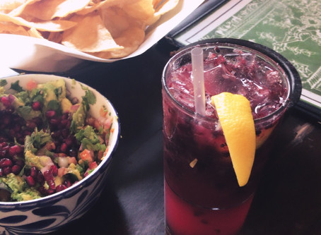 Guac is extra, but so am I: Lunch at Barrio Queen!