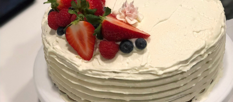 Berry Mascarpone