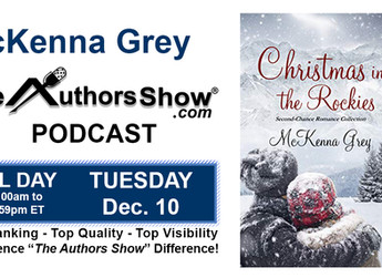 The Author's Show Interview