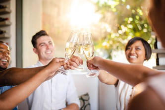It's lucky Friday the 13th at Steenberg's Bistro Sixteen82.
