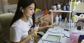 เนตไอดอล Influencer ในจีน กับการแข่งขันบน Live Streaming