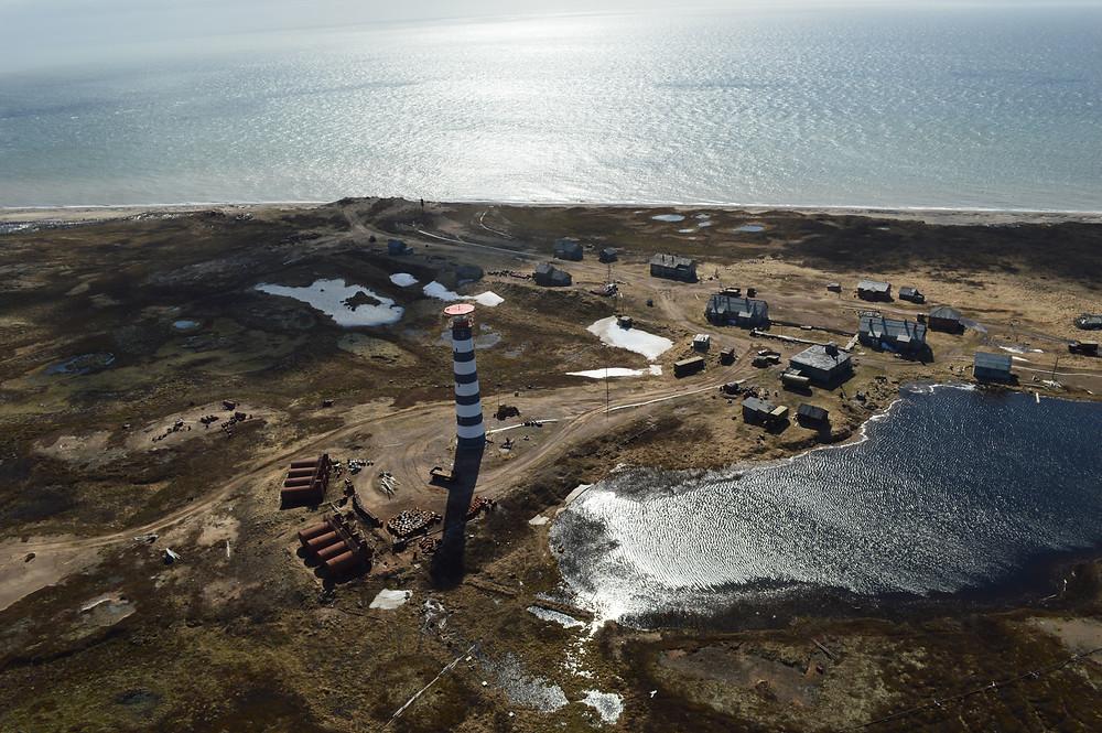 """""""Morzhovets"""" Lighthouse"""