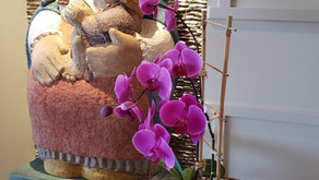 """""""The Easter Orchids Rise"""""""