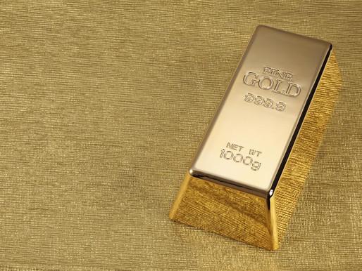 Рост золота до 1300$ привлечёт новых инвесторов