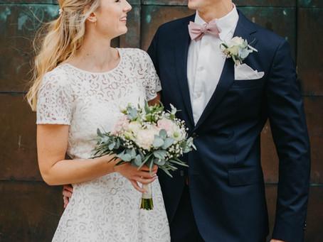 Bröllop i Göteborgs rådhus