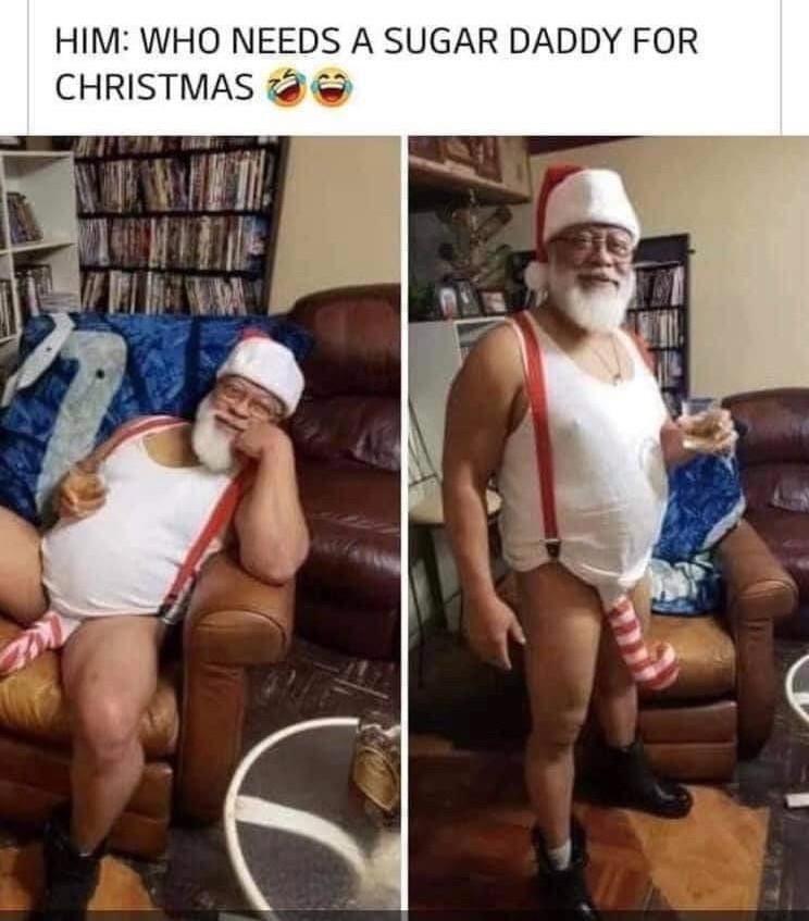Sick Santa Memes
