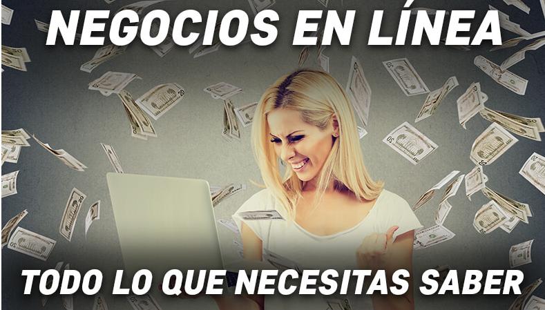 negocio en linea, inversion, dinero, curso, gratis, se el jefe, hectorrc.com