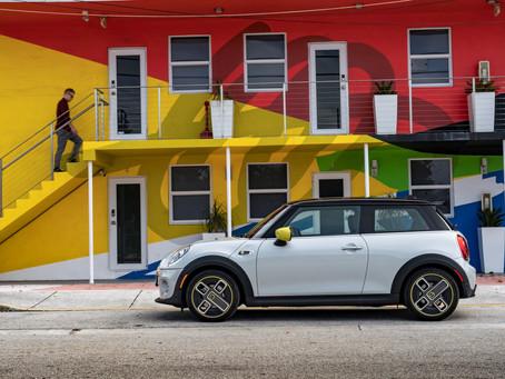 首款纯电动MINI 小巧城市代步车