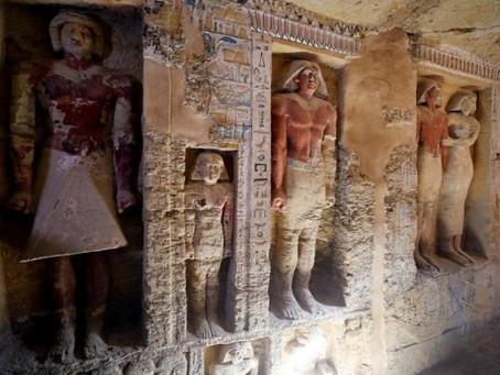 Саккара и Сильсила: две гробницы