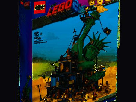 レゴ (LEGO) レゴムービー ボロボロシティへようこそ 70840 高価買取します。