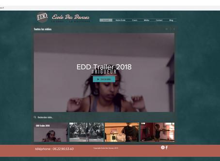 Connaissez-vous notre Nouveau site WEB ?