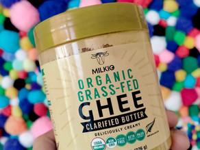 Milkio Organic Grass-Fed Ghee - New Zealand