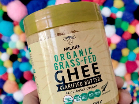 Milkio Organic Grass-Fed Ghee - New Zealand