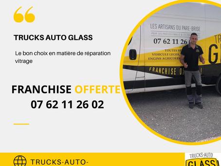 TRUCKS AUTO GLASS | Nouveaux partenaire AUTOSSO