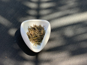 365 Challenge > Day 16 - Junshan Silver Needle (Yinzhen) Yellow Tea