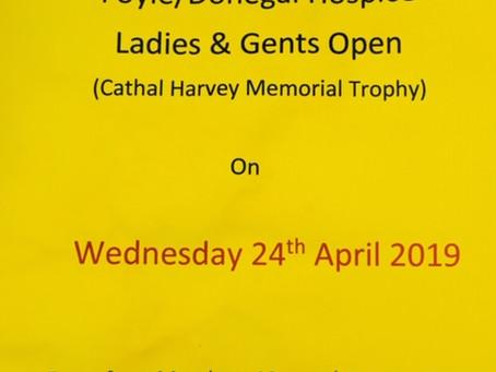 Ladies & Gents Charity Open