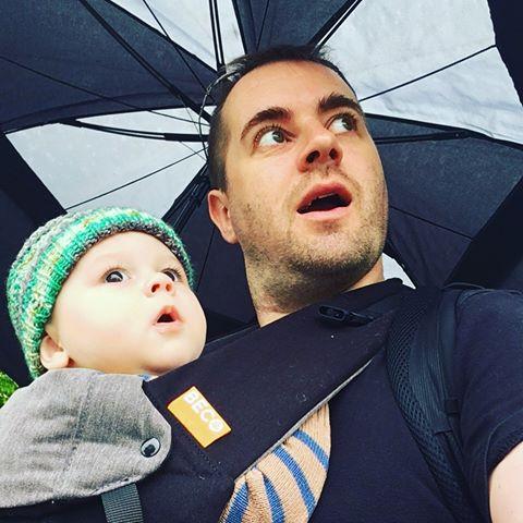 Babywearing Musings - by AndiDadventures
