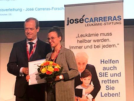 José Carreras stipend for Theresa Eifert