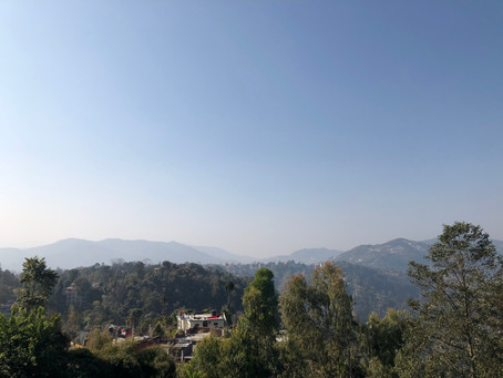 Kathmandu to KU: Leaving the big city