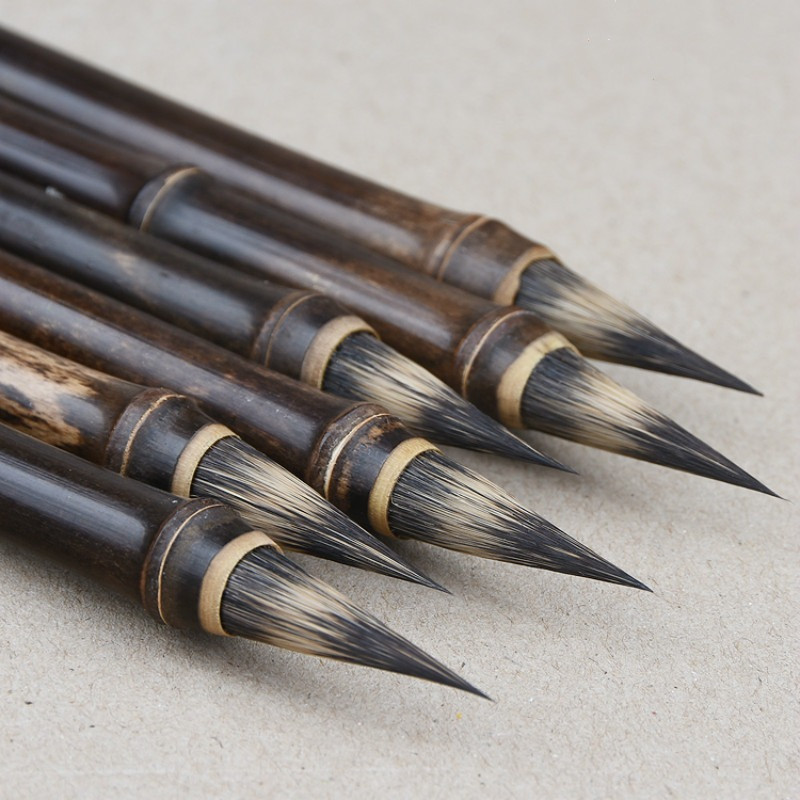 Indian Bamboo pens called Kalam