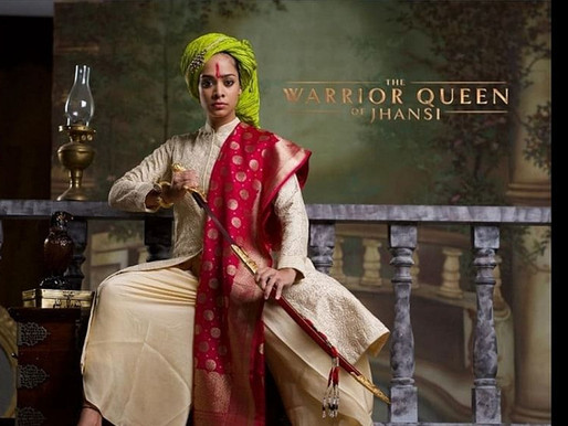 The Warrior Queen of Jhansi film review