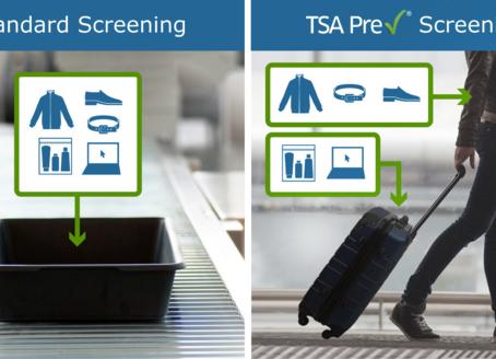 Tuesday Travel Tips: TSA Pre✓ Screening