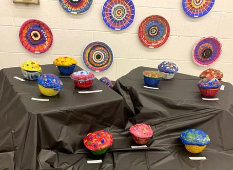 Elementary Art Show 2020
