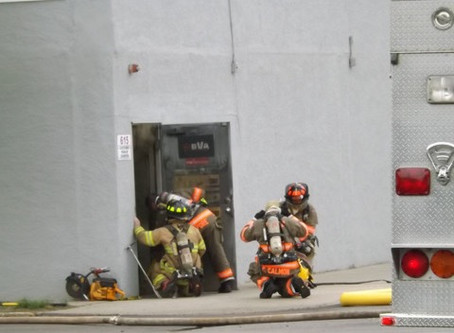 Firefighter Suffers Fatal Heart Attack at Commercial Fire – New Jersey