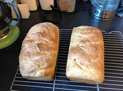 The Perfect Sandwich Loaf