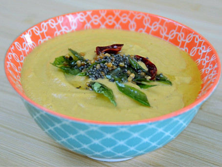 Green Tomato Chutney Recipe | Raw Tomato Chutney