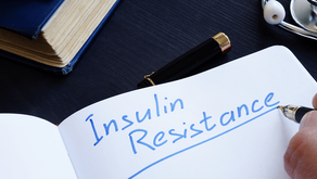 Do you struggle to lose weight ?  You may be insulin resistant!