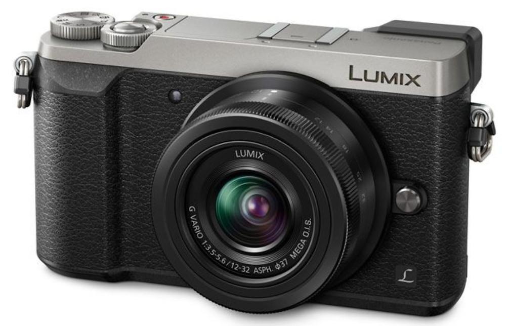 Panasonic Lumix fotocamera da viaggio