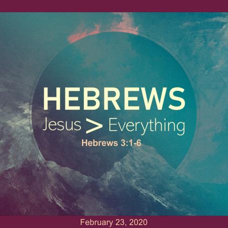 Behold Jesus