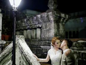 { Ian + Kristine } A Wedding at White Knight Hotel & Casa Manila Patio | Manila Wedding Photographer