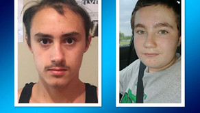 Rockingham Sheriff's Deputies Seeking Runaway Teens