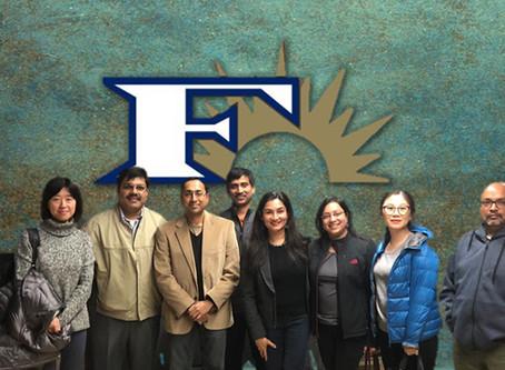 Introduction of Hindi as International Language option at FISD