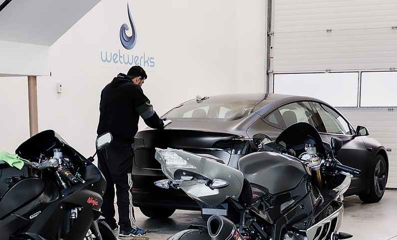 WETWERKS AUTO SPA | Vancouver Auto Detailing's Finest | About Us
