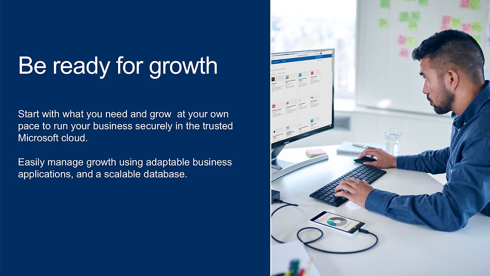 MIcrosoft Dynamics 365 Business Central: Be Ready For Growth