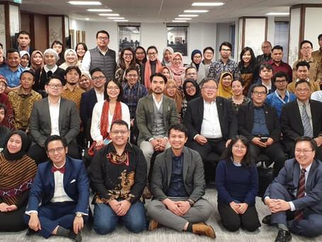 Diaspora Inggris-Menristek/BRIN Bedah Perkembangan Riset dan Inovasi di Indonesia