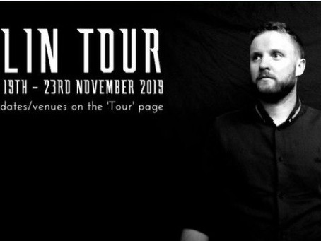 Cornwall to Germany: Change the Letter Berlin Tour, November 2019