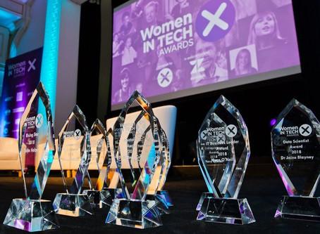 The Winners of Women in Tech Awards