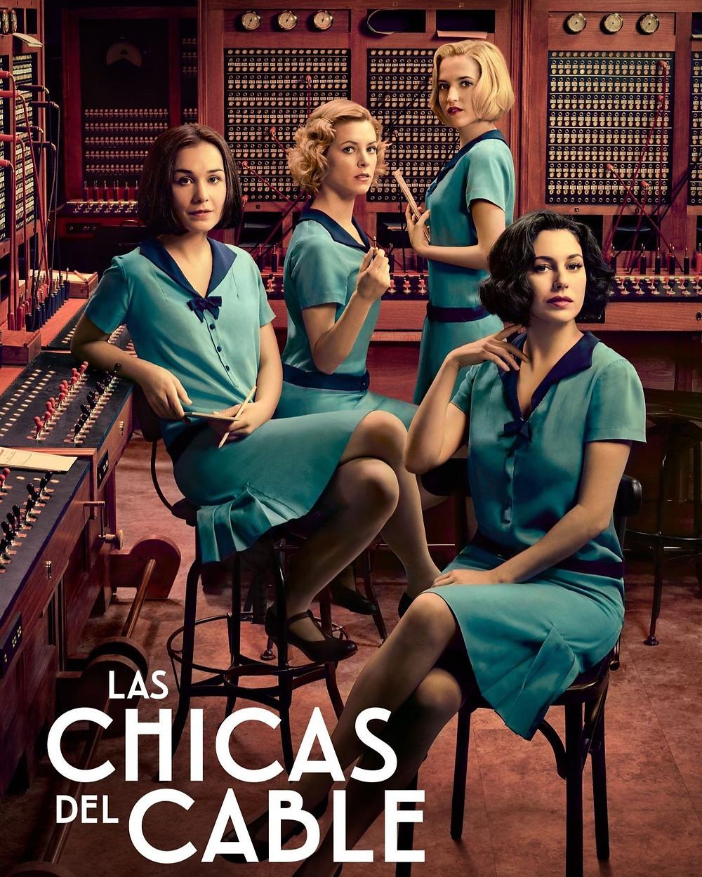 Las Chicas del Cable série