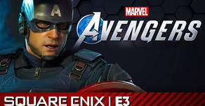 The First Look at Square Enix's Avengers Game Trailer