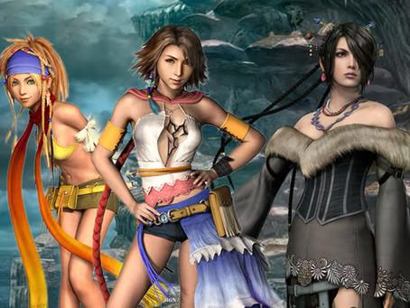 Art Share: Rikku, Yuna, & Lulu (YRL?)