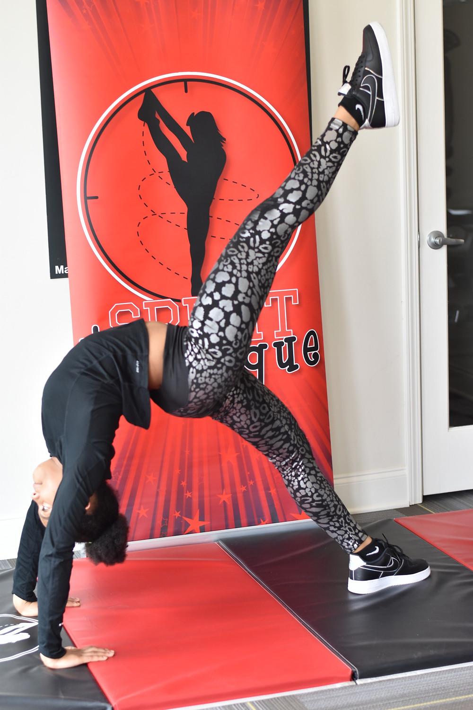 Gymnastics in Cordova TN focuses on technique and execution