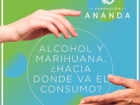 ¿Mas marihuana, menos consumo de alcohol? Investigadores examinan hacia dónde va el consumo