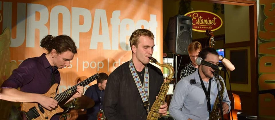 Anoesis awarded runner-up prize at 13th Bucharest International Jazz Competition