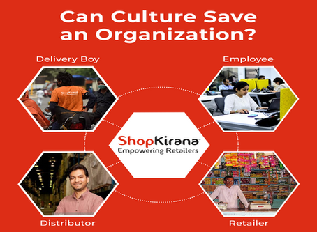 Can Culture Save an Organization?