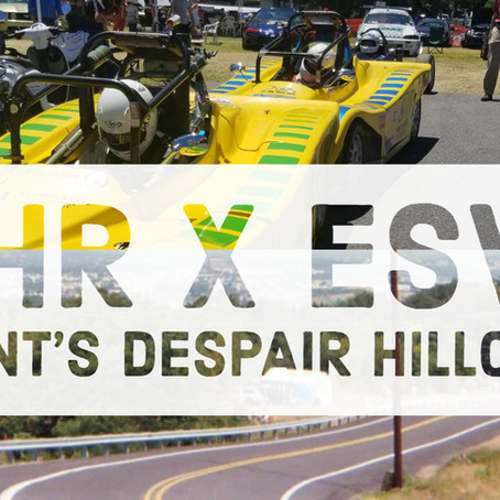 EHR x ESVR Giant's Despair Hillclimb