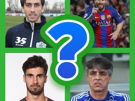 הורידו את המשחק שלנו - מי הכדורגלן?